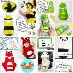 Baju Bayi Kostum Lucu - Baby Custome