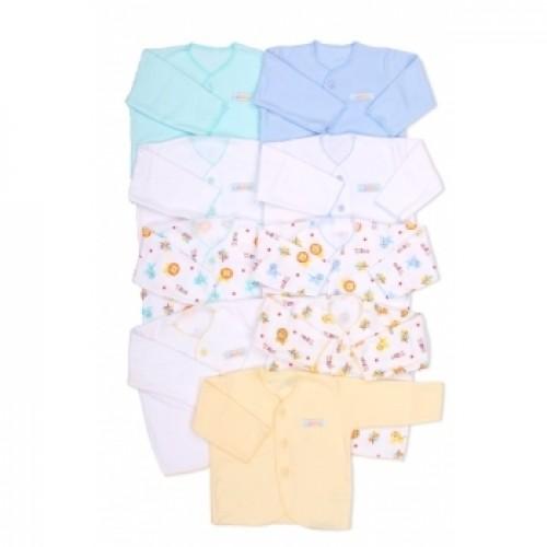 Paket Baju Bayi Baru Lahir - Starter Pack Libby
