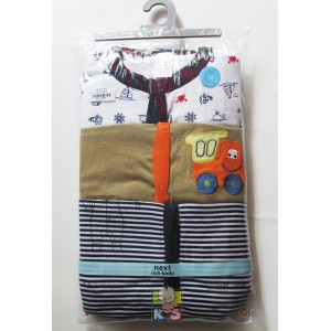 Baju Bayi Jumper Next 4 in 1