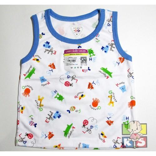 Baju Bayi Oblong Kutung Libby