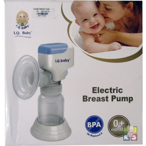 IQ Baby Electric Breast Pump - Pompa Asi Elektrik Murah