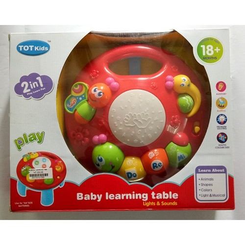 2 in 1 Baby Learning Totkids
