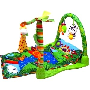 Baby Gift Playgym Rainforest
