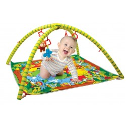 3 Manfaat Baby Play Mat atau Baby Play Gym